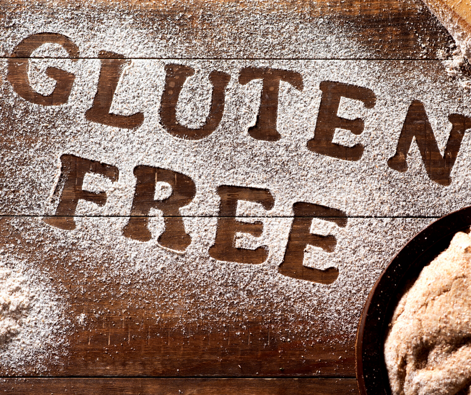 Gluten-Free? Maybe. 3 places to double check.